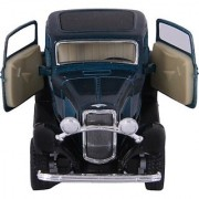 Baby Steps Kinsmart Die-Cast Metal 1932 Ford 3 window coupe (Blue)