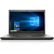 Laptop Lenovo ThinkPad T450s 14 inch Full HD Intel i5-5200U 8GB DDR3 256GB SSD FPR 4G Windows 7 Pro upgrade Windows 10 Pro