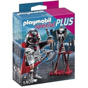 PLAYMOBIL Knight with Weapon Stand Playset