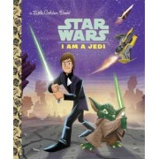 I Am a Jedi (Star Wars) by Golden Books
