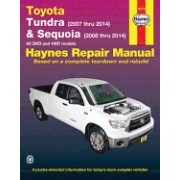 Toyota Tundra (2007 Thru 2014) & Sequoia (2008 Thru 2014): All 2wd and 4WD Models