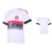 Bayern München Voetbalshirt Uit Eigen Naam 2015-2016