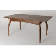 Replica Hans Wegner CH328 Dining Table-Walnut