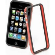 Bumper Nudo All-out iPhone 4 4S Black-Red