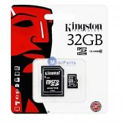 Card memorie Kingston MicroSDHC 32Gb Clasa 10 Blister