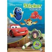 Disney Pixar Sticker Scenes by Parragon Books Ltd