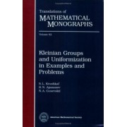 Kleinian Groups and Uniformization in Examples and Problems by S. L. Krushkal