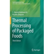 Thermal Processing of Packaged Foods 2016 by S. Donald Holdsworth