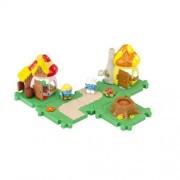 SMURFS 2 Micro Figure Neighbor Pack: Cook and Farmer Smurf