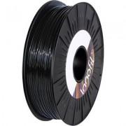 3D nyomtató szál Innofil 3D FL45-2008A050 Rugalmas nyomtatószál 1.75 mm Fekete 500 g (1417322)