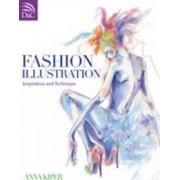 Fashion Illustration by Anna Kiper