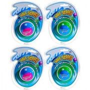 Wave Skipper - Bounces on Water Soft Sponge Ball _ Bundle of 4 Identical Balls