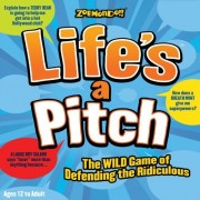 Life's A Pitch Board Game by Zobmondo!!