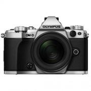 Olympus OM-D E-M5 Mark II srebrny + ob. 12-50 czarny grip HLD 8G gratis Dostawa GRATIS!
