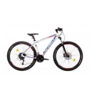 "Велосипед Sprint APOLON 27.5""x480, WHITE GLOSS"