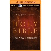 King James Version Holy Bible - The New Testament by George Vafiadis