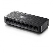 Netis ST3108S 8-Port 10/100M Desktop Switch Auto-negotiation and Plug and Play