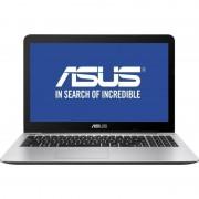 Laptop Asus Vivobook X556UQ-XX454D 15.6 inch HD Intel Core i7-7500U 8GB DDR4 128GB SSD nVidia GeForce 940MX 2GB Dark Blue