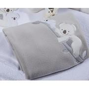 Picci I6362 Sonnocaldo Cuna, Diseño de Bordado, Color Blanco