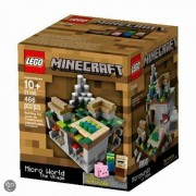 LEGO Minecraft Microworld The village - 21105