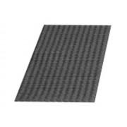 NTR CAS02BK Csúszásmentes alátét (9x14cm) - fekete