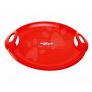 BIG disc de zăpadă Snow Attack 56797 roşu
