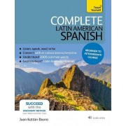 Complete Latin American Spanish Beginner to Intermediate Course by Juan Kattan-Ibarra