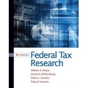 Federal Tax Research by Roby Sawyers