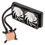 Cooler CPU Silverstone SST-TD02-E Tundra, all-in-one liquid cooling system