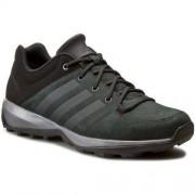 Adidas Buty adidas - Daroga Plus Lea B27271 Cblack/Granit/Cblack