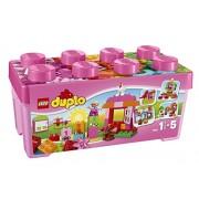 LEGO DUPLO Briques - 10571 - Jeu De Construction - Grande Boîte Mon Jardin Merveilleux