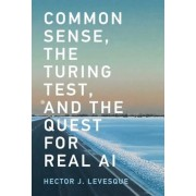 Common Sense, the Turing Test, and the Quest for Real AI, Hardcover