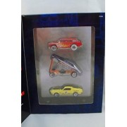 Hot Wheels V8s 3 Car Set TARGET EXCLUSIVE Chevy 302 Nomad, Chrysler 426 Funny Car, Ford 427 Race Car by Mattel