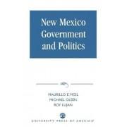 New Mexico Government and Politics by Maurilio E. Vigil