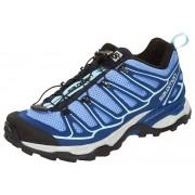 Salomon X Ultra 2 Hiking Shoes Women petunia blue/midnight blue/wild violet 41 1/3 Multifunktionsschuhe