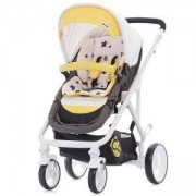 Детска количка Етро - жълта, Chipolino, 350601