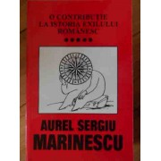 O Contributie La Istoria Exilului Romanesc Vol.5 Activitati In Exil: Anec Si Pnl - Aurel Sergiu Marinescu
