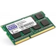 Memorie Laptop GoodRam SO-DIMM DDR3, 1x2GB, 1333MHz, CL9