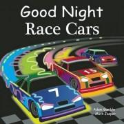 Good Night Race Cars by Adam Gamble
