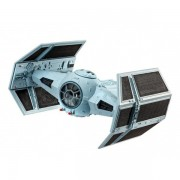 Macheta naveta spatiala revell darth vaders tie fighter 03602