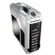 Cooler Master Storm Stryker - Gaming Full Tower Computer Case with Carrying Handle and External 2.5-Inch Drive Dock, White