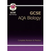 GCSE Biology AQA Complete Revision & Practice (A*-G Course) by CGP Books