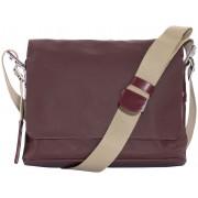 Brooks Paddington Shoulder Bag Canvas chianti/maroon 2017 Messenger Bags & Kuriertaschen