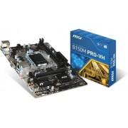 MSI B150M PRO-VH Intel B150 LGA1151 Micro ATX
