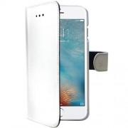 Husa Agenda Alb Apple iPhone 7 Plus Celly