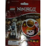 Lego Ninjago *FRAKJAW* Masters of Spinjitzu Articulated Figure with Clip-on Battle Sound Base