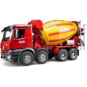 Bruder kamion Mercedes Benz Arocs mešalica