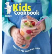 Pillsbury Kids Cookbook by Pillsbury Editors
