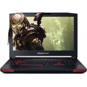 "Laptop Acer Predator G9-593 (Procesor Intel® Core™ i7-6700HQ (6M Cache, up to 3.50 GHz), Skylake, 15.6""FHD, 8GB, 256GB SSD, nVidia GeForce GTX 1070@8GB, Wireless AC, Tastatura iluminata, Linux)"