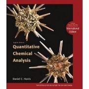 Quantitative Chemical Analysis by Daniel C. Harris